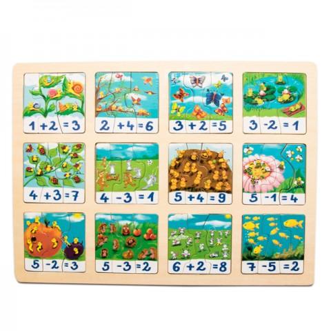 Matek puzzle