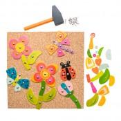 Virágmező kalapálós játék