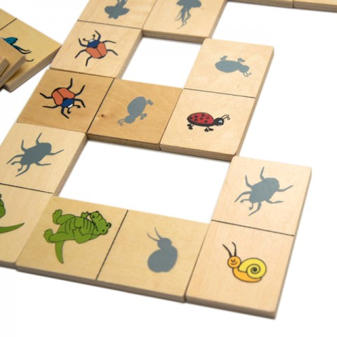 Árnyék dominó