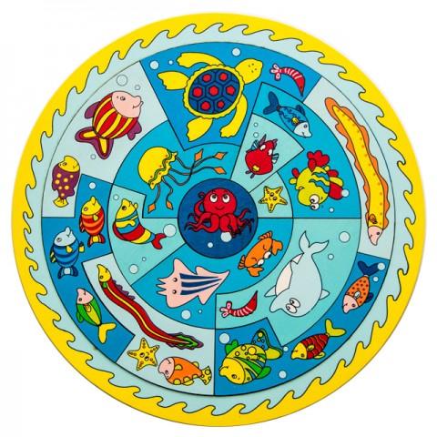 A tenger puzzle