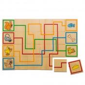 Labirintus puzzle