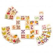 Gyümölcs dominó