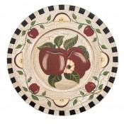 Almás tányér