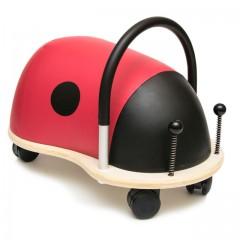 Lábbal hajtós jármű katica