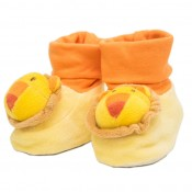 Oroszlán cipőcske zoknival