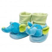 Fáni cipőcske zoknival