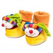 Bohóc cipőcske zoknival