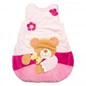 Baby hálózsák rózsaszín