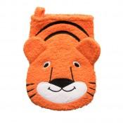 Fürdőkesztyű Tigris